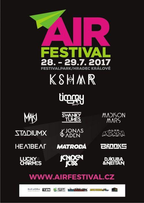 AIR FESTIVAL 2017 plakatyzdarma.cz