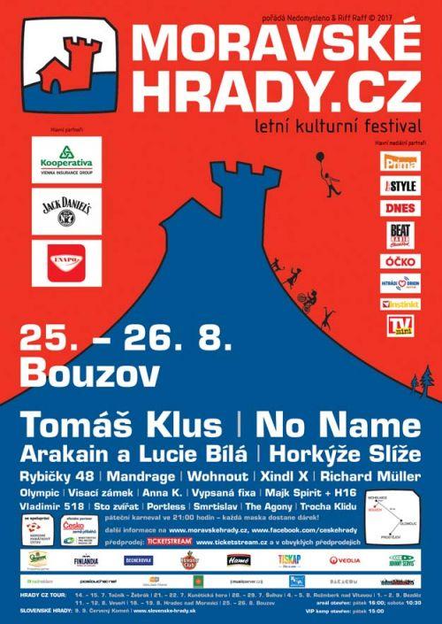 BOUZOV HRADY CZ 2017 plakatyzdarma.cz