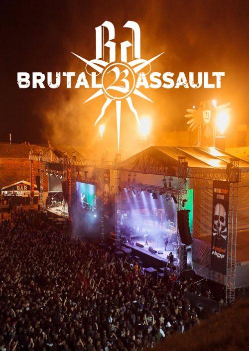 BRUTAL ASSAULT 2018 plakatyzdarma.cz