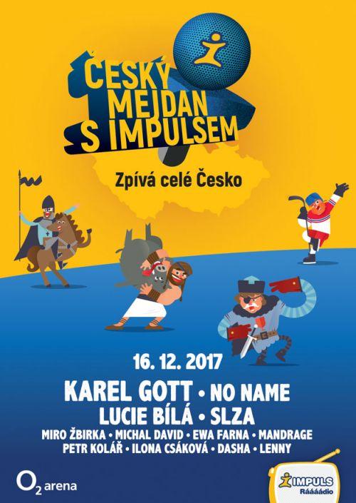 ČESKÝ MEJDAN S IMPULSEM plakatyzdarma.cz