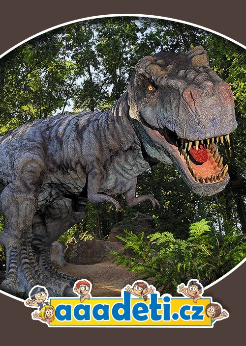 Dinopark aaadeti.cz