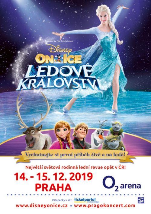 DISNEY ON ICE - LEDOVÉ KRÁLOVSTVÍ aaadeti.cz