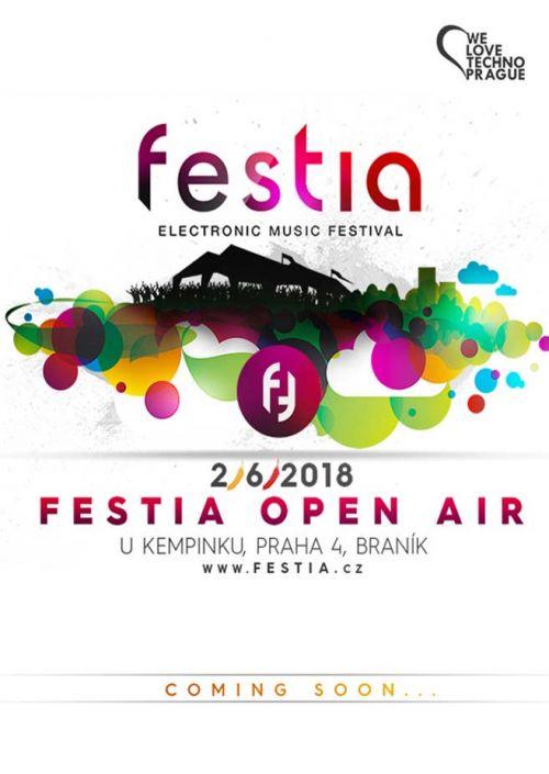 FESTIA.CZ - Electronic Music Festival plakatyzdarma.cz