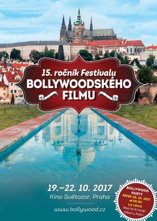 FESTIVAL BOLLYWOODSKÉHO FILMU 2017 plakatyzdarma.cz