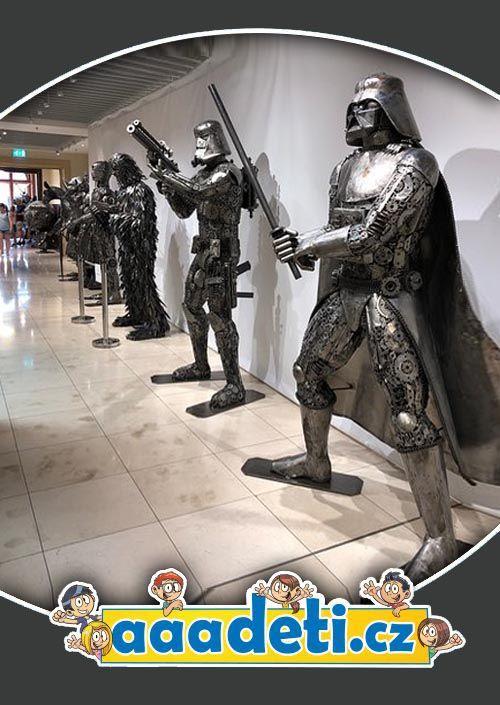 Galerie Ocelových Figurín  aaadeti.cz