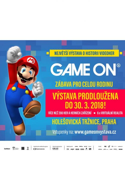GAME ON aaadeti.cz