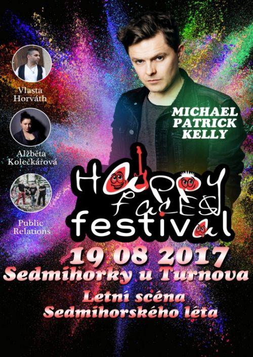 HAPPY FACES FESTIVAL plakatyzdarma.cz
