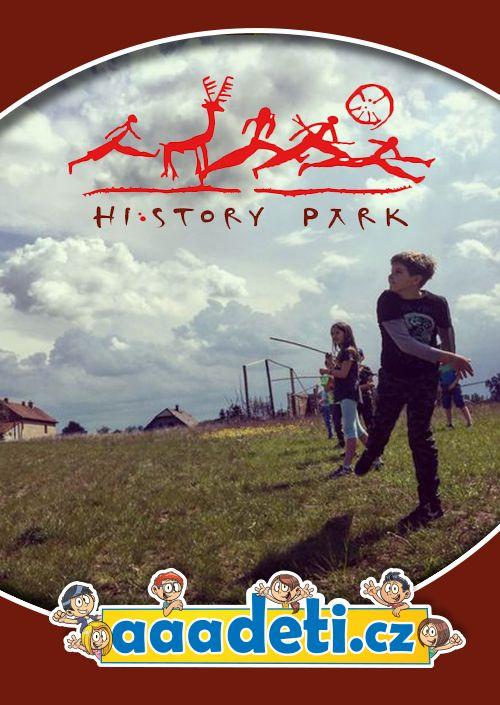 HistoryPark - archeopark s příběhem aaadeti.cz