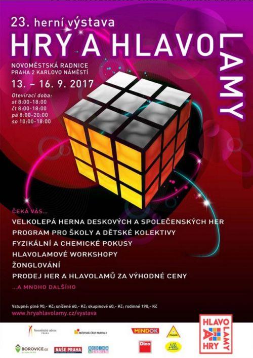 HRY A HLAVOLAMY plakatyzdarma.cz