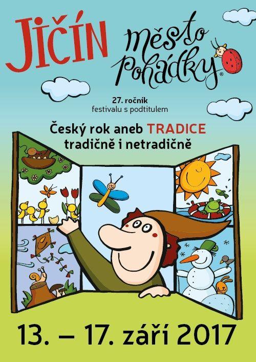 Jičín - město pohádky plakatyzdarma.cz