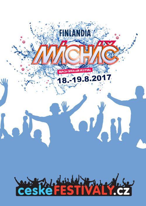 MÁCHÁČ 2017 plakatyzdarma.cz