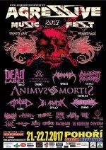 AGRESSIVE MUSIC FEST 2017 - ceskefestivaly.cz