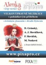 ALENKA V KRAJI ZÁZRAKŮ / SNĚHOVÁ KRÁLOVNA - aaadeti.cz