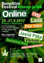 Benefiční festival Konopí je lék - ceskefestivaly.cz