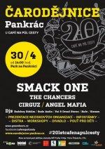 ČARODĚJNICE - Pankrác u Café Na půl cesty - ceskefestivaly.cz