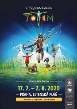 Cirque du Soleil: TOTEM - aaadeti.cz
