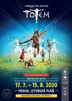 Cirque du Soleil: TOTEM - aaadeti.cz
