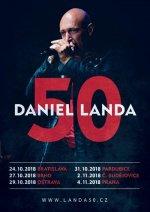 DANIEL LANDA 50 - ceskefestivaly.cz
