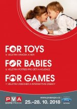 FOR TOYS, FOR BABIES, FOR GAMES - aaadeti.cz