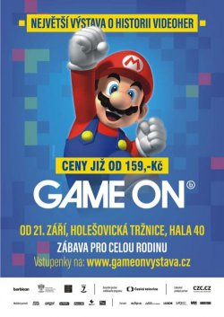GAME ON - ceskefestivaly.cz