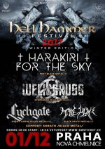 HELLHAMMER FESTIVAL 2017: Winter Edition PRAHA - ceskefestivaly.cz