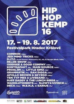 HIP HOP KEMP 2017 - ceskefestivaly.cz