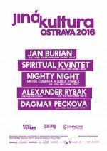 JINÁ KULTURA OSTRAVA 2016  - ceskefestivaly.cz