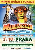 MADAGASKAR - MUZIKÁL - aaadeti.cz
