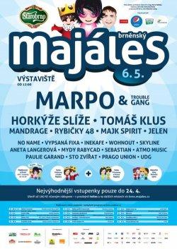MAJÁLES BRNO 2017 - ceskefestivaly.cz