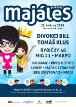 MAJÁLES PLZEŇ 2018 - ceskefestivaly.cz