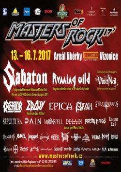 MASTERS OF ROCK 2017 - ceskefestivaly.cz
