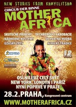 MOTHER AFRICA - Cirkus smyslů - aaadeti.cz