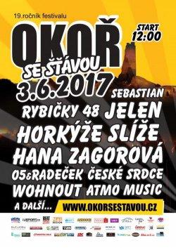 OKOŘ SE ŠŤÁVOU 2017 - ceskefestivaly.cz