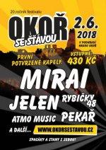 OKOŘ SE ŠŤÁVOU 2018 - ceskefestivaly.cz