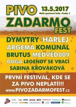 PIVO ZADARMO FEST - ceskefestivaly.cz