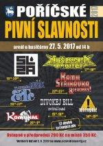 Poříčské pivní slavnosti - ceskefestivaly.cz
