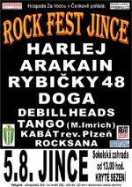 ROCK FEST JINCE 2017 - ceskefestivaly.cz