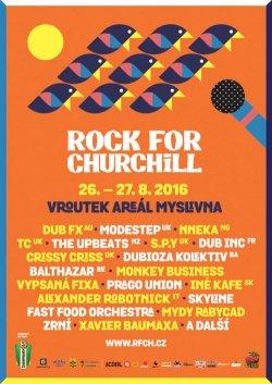 ROCK FOR CHURCH(ILL) 2016 - ceskefestivaly.cz