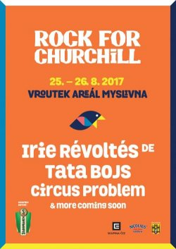 ROCK FOR CHURCHILL 2017 - ceskefestivaly.cz