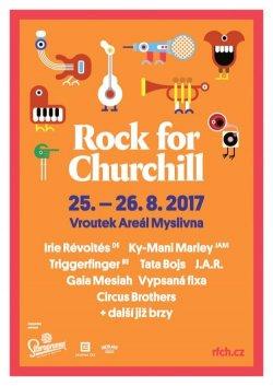ROCK FOR CHURCHILL 2017 - ceskefestivaly.cz