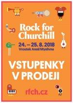 ROCK FOR CHURCHILL 2018 - ceskefestivaly.cz