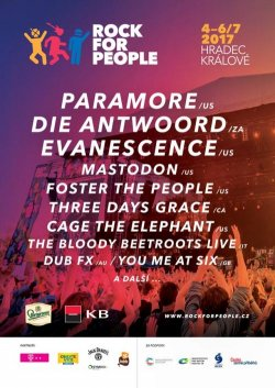 ROCK FOR PEOPLE 2017 - ceskefestivaly.cz