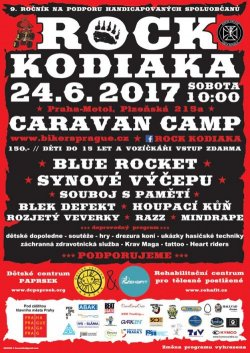 ROCK KODIAKA  - ceskefestivaly.cz