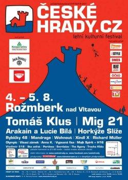 ROŽMBERK NAD VLTAVOU HRADY CZ 2017 - ceskefestivaly.cz