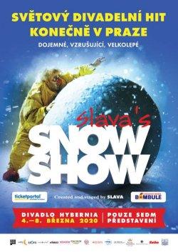 Slava Polunin SNOW SHOW - aaadeti.cz