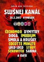 SLUŠNEJ KANÁL OPEN AIR FESTIVAL - ceskefestivaly.cz