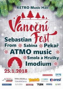 VÁNOČNÍ FEST  - ceskefestivaly.cz