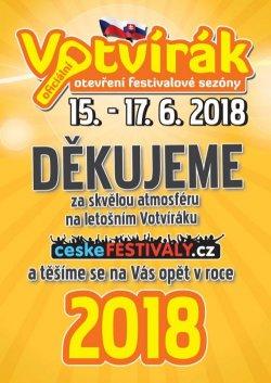 VOTVÍRÁK 2018 - ceskefestivaly.cz