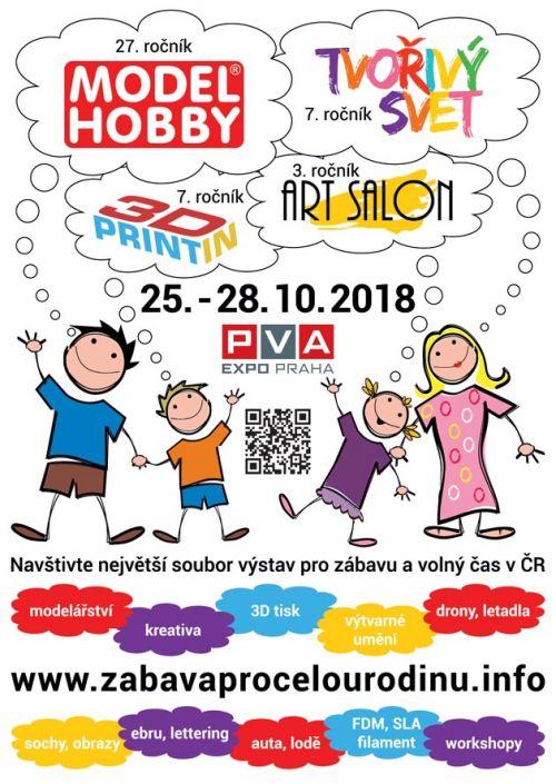 27. MODELÁŘSKÝ A HOBBY VELETRH aaadeti.cz