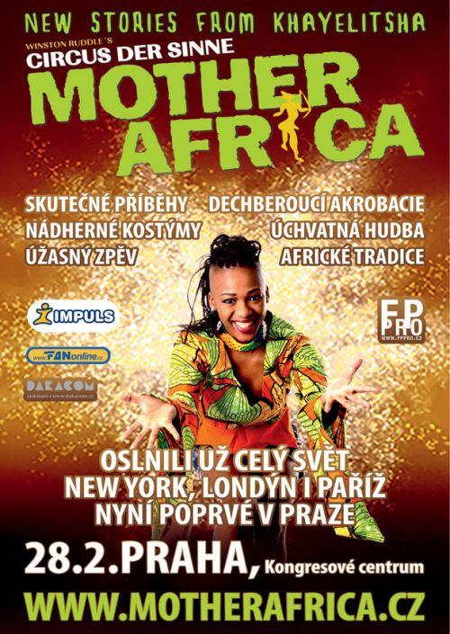 MOTHER AFRICA - Cirkus smyslů aaadeti.cz
